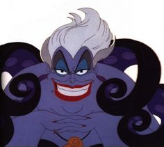 """This is a page that describes how the villains in disney movies are almost always portrayed as """"ugly."""""""
