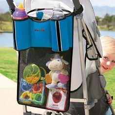 Munchkin Stroller Organizer: umbrella stroller compartments