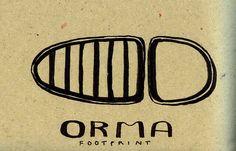 Learning Italian Language ~ orma (footprint) IFHN