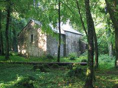 Chapelle à Bagneux-la-Fosse, Champagne-Ardenne