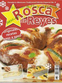 Receitas - Roscas de Reyes - ELZA MARIA MEDEIROS Bombonate - Álbumes web de Picasa