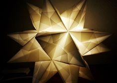3D Stern (ohne kleben) | DIY LOVE