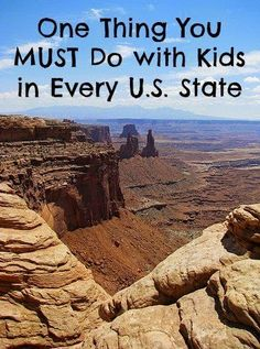 One thing you must do with kids in every US state - Holiday$pots4u
