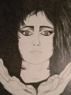 Siouxsie Sioux by Rossafiamma