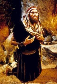 THE TEN COMMANDMENTS (1956) Moses at the Burning Bush