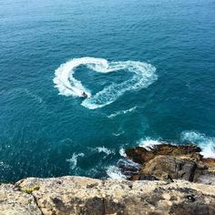 Imagen de heart, sea, and summer