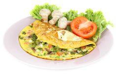 Light e saboroso: 3 receitas de omelete com poucas calorias - Vivo Mais Saudável