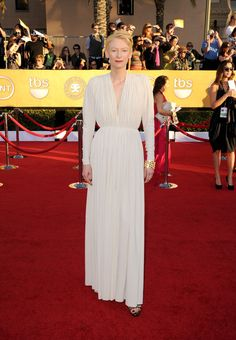 This is how Tilda does 'normal.'