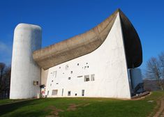 Le Corbusier's Ronchamp chapel is one of the 20th century's most important buildings