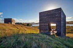 Cabins with an Open Door Policy