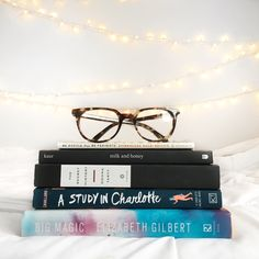 Check out what's been on my bookshelf this month, from Rupi Kaur to Lauren Graham. What books have you been reading lately?