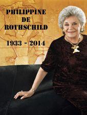 Chateau Mouton Rothschild mourns……   His Baroness is no more. ...   Read on…….  http://www.wijngekken.nl/2014/08/24/stop-de-persen-de-barones-dood/