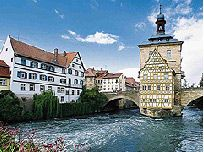 Viking River Cruise  City Hall, Bamberg, Germany