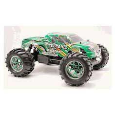 green remote control truck | Remote Control (Truck Dimension: 4 1/2 x 6 1/2 x 4): Toys & Games