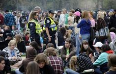Colorado cops to lawmakers: Relax with changing the pot laws #HighFinanceReport