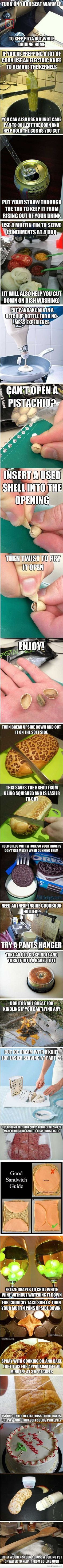 food lifehacks