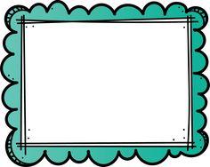 Frame Border Design, School Frame, Name Labels, Binder Covers, Simple Designs, Planners, Stationary, Frames, Bubbles
