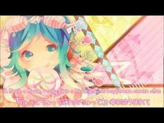 GUMI - CANDY CANDY (English subs) - (First gumi song hehe)