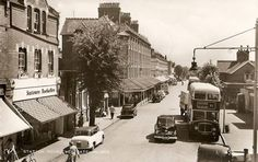 Westgate on Sea Kent in the 1950s.