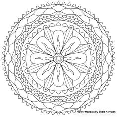 Abstract coloring pages come in a wide range of varieties with Mandala coloring pages being one of the most popular ones. Description from bestcoloringpagesforkids.com. I searched for this on bing.com/images