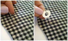 Miss P: Top Tip: An alternative to tailor tacks?