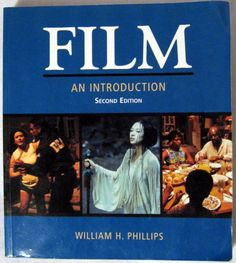 Film book for acting/filmmaking enthusiasts