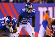 Giants move Orleans Darkwa to IR = For a brief period, NFL fantasy sites recommended picking up Orleans Darkwa in a mired Giants backfield. However, the fullback-type presence in the glut of middling options for Big Blue won't be contributing down.....