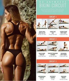 Holiday Body-weight Workout With These 10 Sizzling Exercises - GymGuider.com