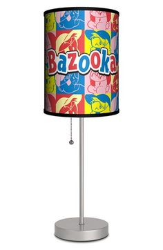 LAMP-IN-A-BOX 'Bazooka Joe Colorful Squares' Table Lamp available at #Nordstrom