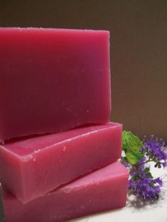 Cranberry orange soap, shea butter soap, handmade soap, purely vegan, olive oil soap, by Deer Run Soap Works, IL