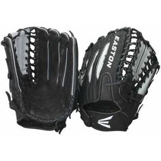 Alpha 12.75 inch Left Hand Thrower Glove, Silver