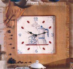 Coffee Clock - 1