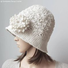 Soft Cotton Sunhat: FREE #Crochet Pattern | EASYWOOL