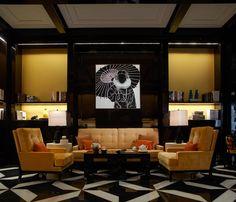 Inside The Glamorous Han Yue Lou Hotel In Nanjing, China