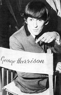 Fab Pic Of George Harrison Georgeharrison Retro 60s