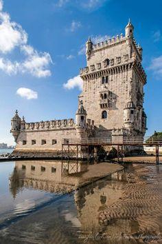 """@oart50: Belém #Forth, #Lisbon, over the Tagus river #PORTUGALmilenar pic.twitter.com/9Cnq28Ddjg"" Nice!"
