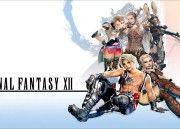 Ver Final Fantasy XII: The Zodiac Age llegará remasterizado a PS4