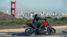 Zero SR Electric Motorcycle || WANT