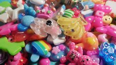 200 Pc Deco Resin Cabochon Lot  Random Grab Bag by KreativeKoala, $70.00 Make your own Kawaii Cases!