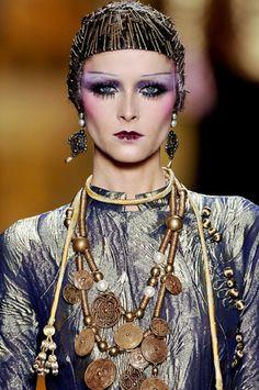 Christian Dior - fall 2009 - John Galliano