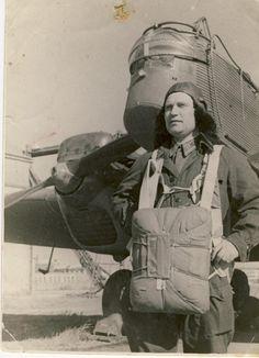 Ивлиев Андрей Ильич и Р-6 Tupolev ANT-7 (R-6)
