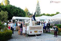 wedding, wedding inspiration, trees, outside wedding, wedding decoration, boda, decoración de boda, boda al aire libre, wedding car, bridal car.