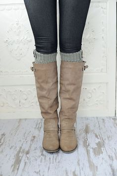 Boots and cuffs please :)