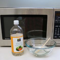 The Easiest Way to Clean Your Microwave