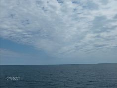 Open Water, Lake Huron