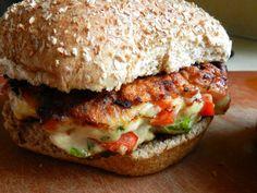 100 Ways To Prepare Hamburger | Hamburger Recipes : Tropical Christmas Burgers