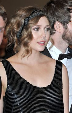"""Elizabeth Olsen at the """"Martha Marcy May Marlene"""" premiere during the 64th Cannes Film Festival on May 15, 2011 in Cannes, France."""