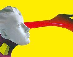 The Yellow Sound Collage Art, Illustration Art, Photoshop, Creative
