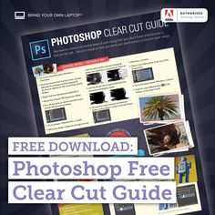 Download our FREE Photoshop masking guide. Watch the videos and download this…
