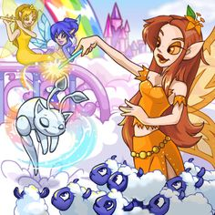 Faerie - NeoPets Guild
